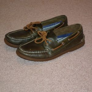 Mens Size 9 Sperry Topsider A/O